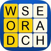 单词查找 - 英文词汇解密填字游戏