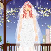 我结婚的新娘装扮游戏
