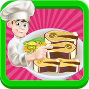 鲑鱼生产商 - 使海味中的这个烹饪厨师游戏小孩