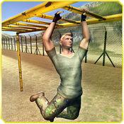 美国陆军训练学校游戏 - 军事训练营