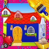 建立孩子娃娃屋 - 梦想家制造商 1