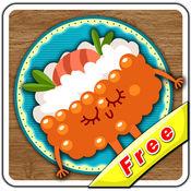 图画书(寿司):着色页与学习游戏为孩子们免费! 1.0.0