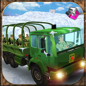 军事卡车军队运输和模拟器游戏sim