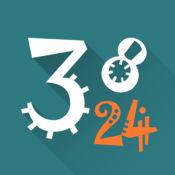 3824 - 越玩越聪明的数字游戏