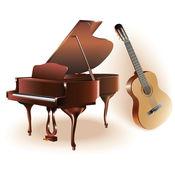 乐器与流行的旋...