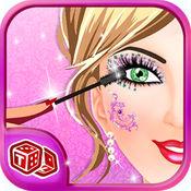 时尚女孩换装游戏 - 公主化妆和换装 3.3