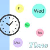 Time〜ひと味違う時間割〜