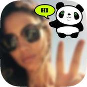 Panda Snap - 超赞的照片贴纸 1.1