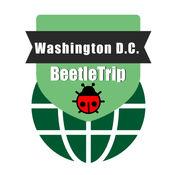华盛顿旅游指南地铁美国甲虫离线地图 Washington DC travel guide and offline city map, BeetleTrip metro train trip advisor