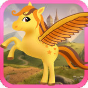 麒麟飞迷宫 - 魔法王国滑翔机游戏 免费
