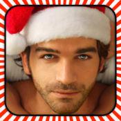 降临槽-A 3排热的家伙圣诞赌场游戏
