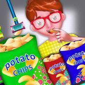 薯片厂模拟器游戏