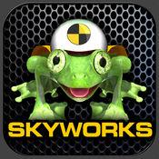 Slyde the Frog™ - 免费好玩的青蛙捕蝇游戏!