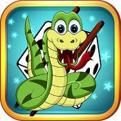 蛇和梯子游戏 -  2名球员和1个玩家 1.0.3