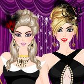 巴黎时装化妆游戏