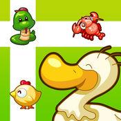 宝宝认动物(1-3岁亲子启蒙教育)- 小黄鸭早教启蒙系列