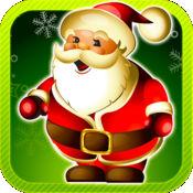 圣诞经典圣诞老人魔术幻灯 Christmas Classic Santa Magic Slide Deluxe Holiday Maker Chic Run Revenge Piano Tiles Touch White Tree Free
