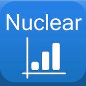 核电发电在全球范围内。