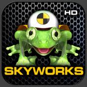 Slyde the Frog™ HD - 好玩的投掷青蛙游戏!