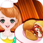 美味西饼袋--美女烹饪游戏 1.0.0