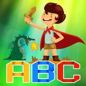 学习英语字母ABC...