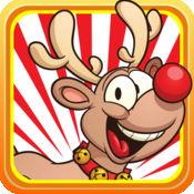 鲁道夫 · 红鼻子驯鹿运行 : Rudolf's Reindeer Run 2.5