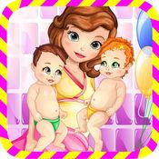 六胞胎-伟大的妈妈