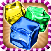 彩虹冰块党托盘堆叠游戏