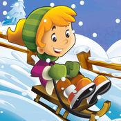 双人滑雪——滑雪大冒险