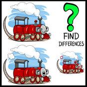 找到差異的動物圖片遊戲世界