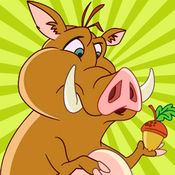坚果诱惑—那只猪放开我的坚果 1
