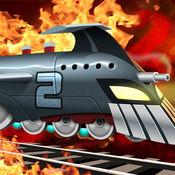 火车的战斗2: 火箭机车战斗机器人军队- 战争游戏 - 免费! / Battle Train 2 Rocket Railroad: Fighting & Blowing Up the Robot World, Explosion War Games—FREE