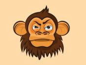 猴子贴的即时聊天 1