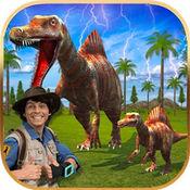 恐龙冒险穿越侏...