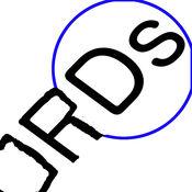 光学字符识别  Words  OCR