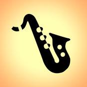 萨克斯观看调谐器 - Saxophone Watch Tuner
