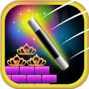公主嘉年华魔术棒弹射器 - 命中的头饰 免费