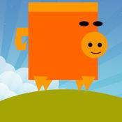 跑猪进化 - 帮助猪崽去农场