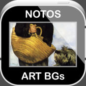 NOTOS艺术-BGS:艺术背景图片