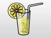 眼镜和杯子:半满或半空