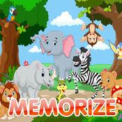 动物农场记忆匹配和词汇