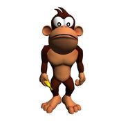 猴子得到香蕉