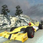 雪山汽车赛车游戏