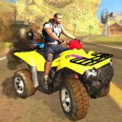 4X4自行车超级对手赛车游戏