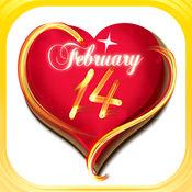 情人节浪漫的爱情行情诗愿望 Valentine's Day Romantic Love App