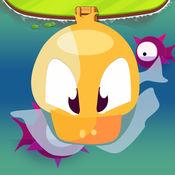 深海水花冒险—小飞龙过河