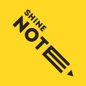 ShineNote-极简主义待办记事,真正意义上的移动数字便签,简约纯粹