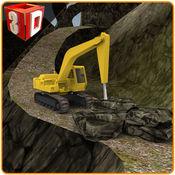 山钻模拟器 - 建...