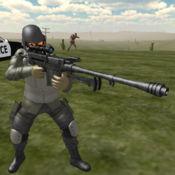 山现代僵尸狙击手任务在汽车