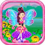 梦幻仙子 - 美女装扮小游戏
